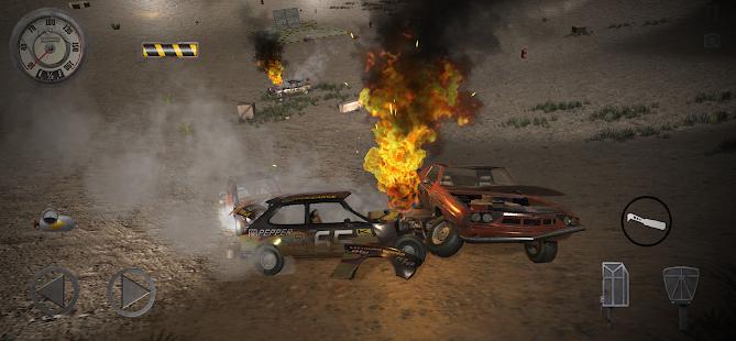 Derby Forever Online Wreck Cars Festival Mod Apk