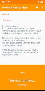 Proximity Sensor Alarm Mod Apk (Anti-Theft) (Premium Unlocked) 4