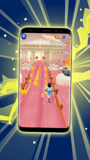 space scooter game screenshot 3