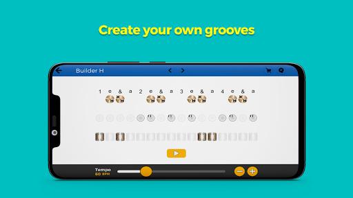 Drumatica Funk Grooves 8 Apk 1.0 screenshots 4