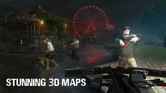 Zombie Hunter Sniper: Last Apocalypse Shooter 4