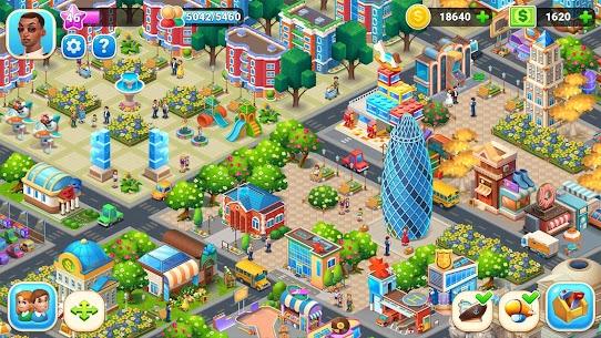 Farm City : Farming & City Building 4