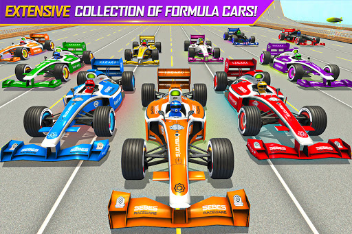 Formula Car Stunt Games: Mega Ramp Car Games 3d 1.6 screenshots 7