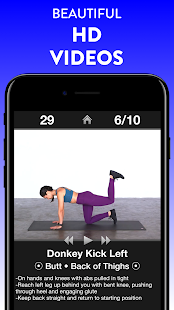 Daily Workouts Fitness Trainer 6.32 Screenshots 9
