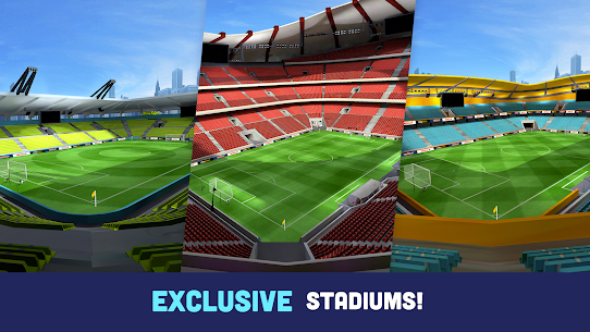 Mini Football – Mobile Soccer Mod Apk (Dumb Enemy/No Ads) 6