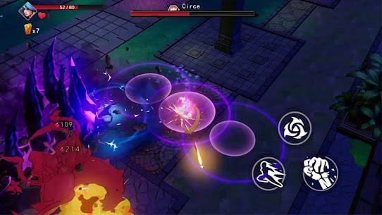 Game of Gods: Best Roguelike ACT Games Mod Apk 1.0.1 6