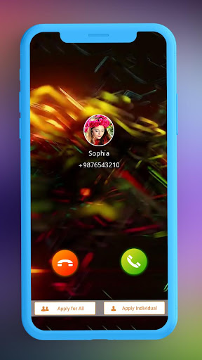 Music Call Color Phone Screen modavailable screenshots 6