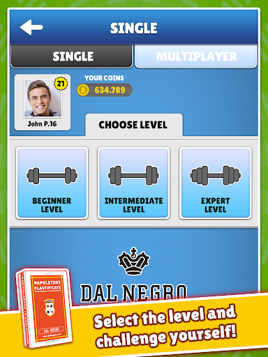 Scopa Dal Negro 2.5.2 screenshots 9
