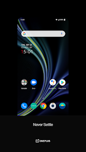 OnePlus Launcher 1