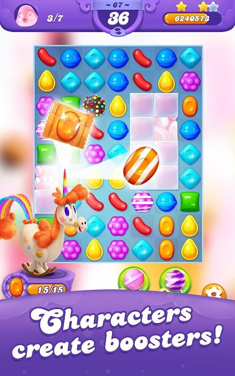 Candy Crush Friends Saga  poster 10