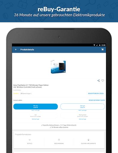 reBuy - Kaufen & Verkaufen 4.10.4 screenshots 11