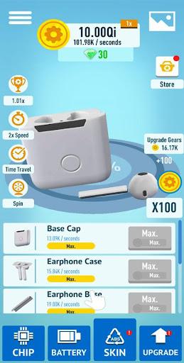 Idle Gadgets  screenshots 5