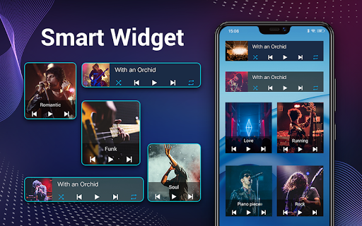 Music Player - Audio Player & 10 Bands Equalizer 1.8.1 Screenshots 22