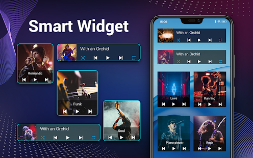 Music Player - Audio Player & 10 Bands Equalizer 2.0.1 Screenshots 15