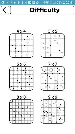 Kropki Puzzle  screenshots 1