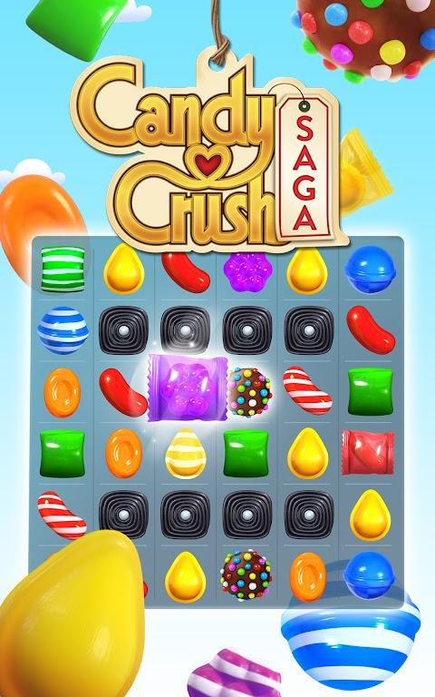 Candy Crush Saga  poster 20
