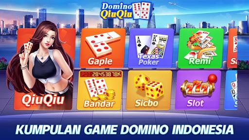Domino QiuQiu 2020 - Domino 99 u00b7 Gaple online android2mod screenshots 7