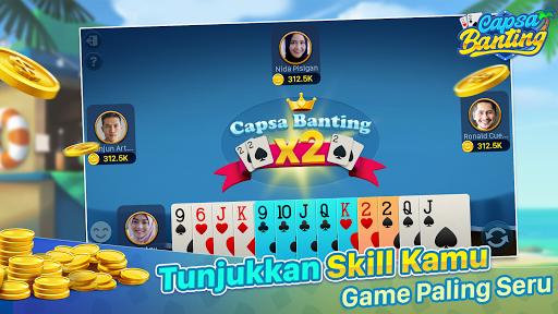 Capsa Banting ZingPlay - Best slamming card game  screenshots 5