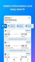 screenshot of Tutu.ru - flights, Russian railway and bus tickets