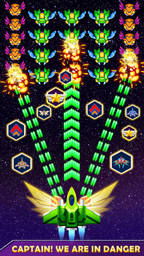 Galaxy Shooter Battle 2020 : Galaxy attack 1.1.4 screenshots 6