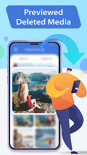 Deleted Photos Recovery - Restore Video, Pictures
