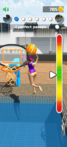 Code Triche Wet Hoops (Astuce) APK MOD screenshots 4