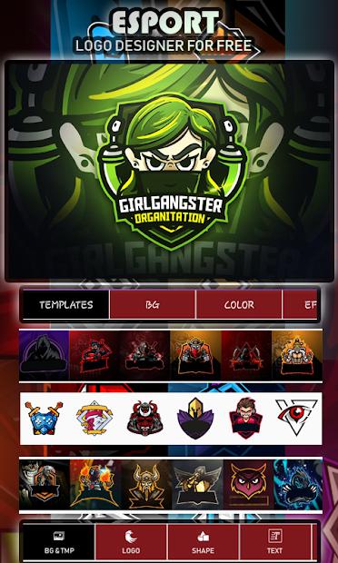 Logo Esport Maker | Create Gaming Logo Maker screenshot 2