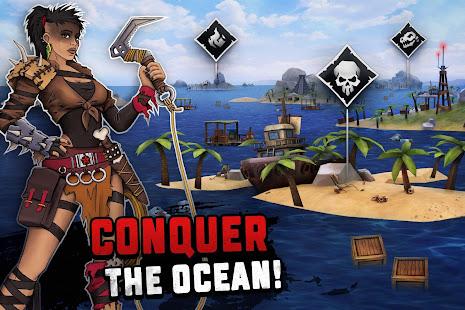 Raft Survival: Ocean Nomad - Simulator 1.196 Screenshots 13