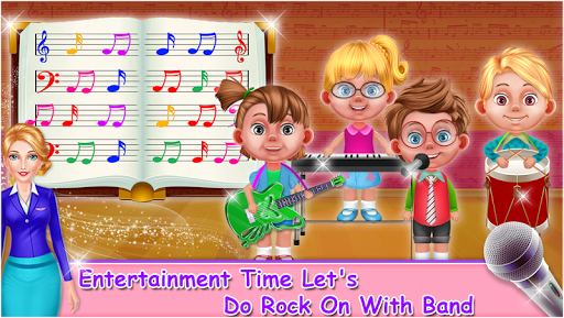 My School Teacher Classroom Fun apkpoly screenshots 4