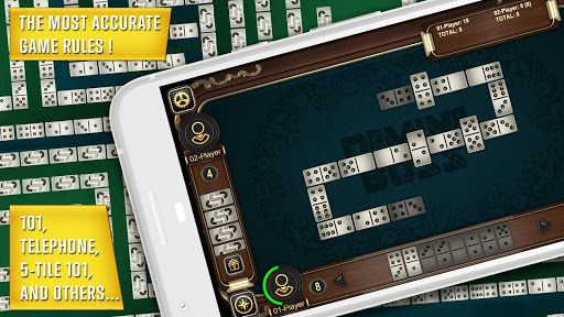 dominoboss - online multiplayer dominoes screenshot 2