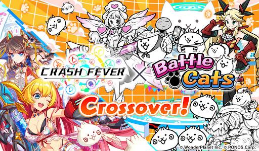 Crash Fever apktreat screenshots 1