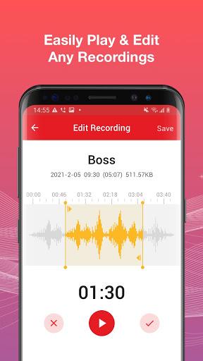 Foto do Call Recorder - Automatic Call Recorder
