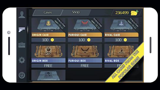 Standoff 2 Case Opener Mod Apk (Unlimited Money) 3