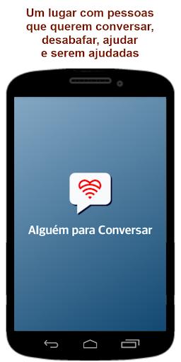 Alguém para Conversar - Desabafo Online 1.2.0.3 screenshots 1