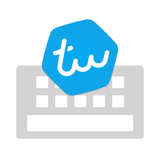 Typewise Custom Keyboard - Big Keys, Emoji & Fonts