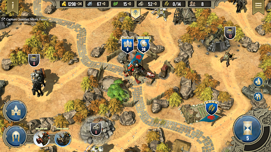 SpellForce: Heroes & Magic Screenshot