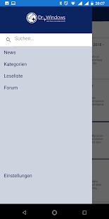 Dr. Windows (Beta) Screenshot