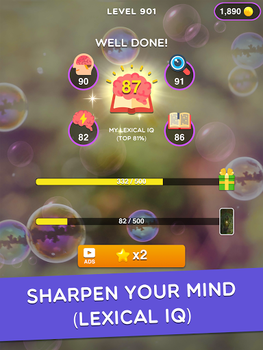 Magnetic Words - Search & Connect Word Game apktram screenshots 8