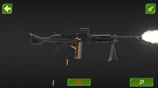 Machine Gun Simulator Free 2.2 screenshots 8