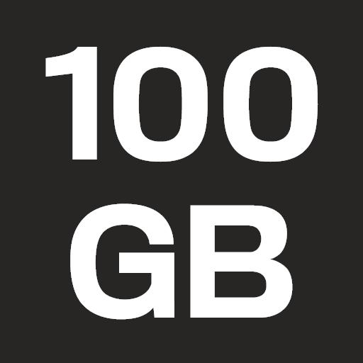 Grátis 100 GB de Backup - Degoo