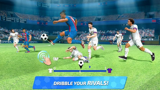 Soccer Star 2020 Football Cards: The soccer game Screenshot