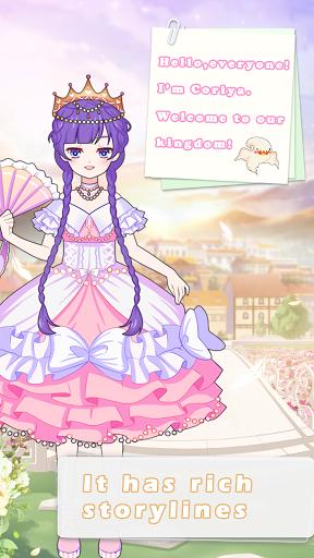 Vlinder Princess2uff1adoll dress up games,style avatar 1.1.32 screenshots 5