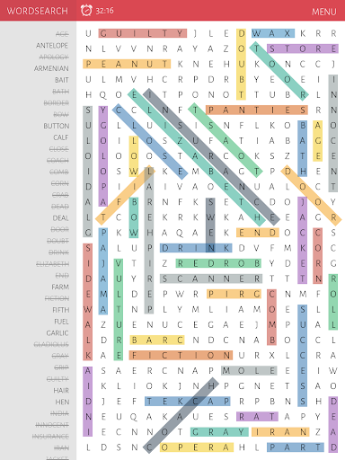Word Search 4.99.4 screenshots 9