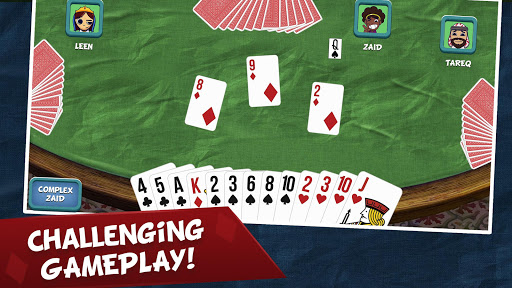 Trix Sheikh El Koba: No 1 Playing Card Game 6.8 screenshots 3