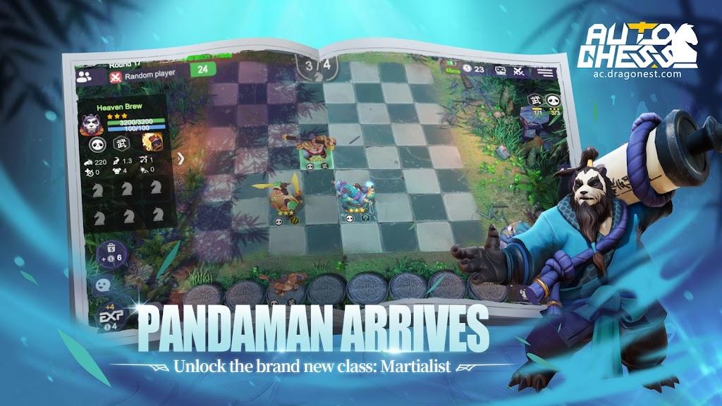 Auto Chess  poster 2