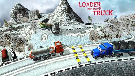 American Truck Driving Simulator - New Game  screenshots 13
