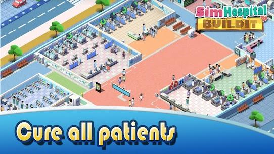 Sim Hospital Buildit MOD (Unlimited Money) 3