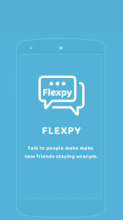 Flexpy - Anonymous Chat