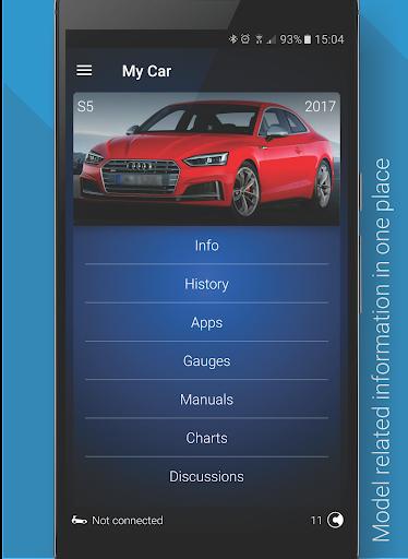 OBDeleven car diagnostics 0.30.0 Screenshots 2