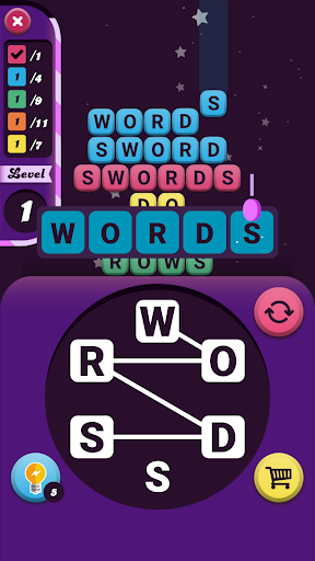 Word Challenge - Wordgame Puzzle 20.9.0 screenshots 1